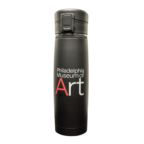 Philadelphia Museum Of Art Travel Mug