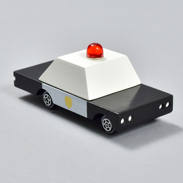 Candycar Police Car, front