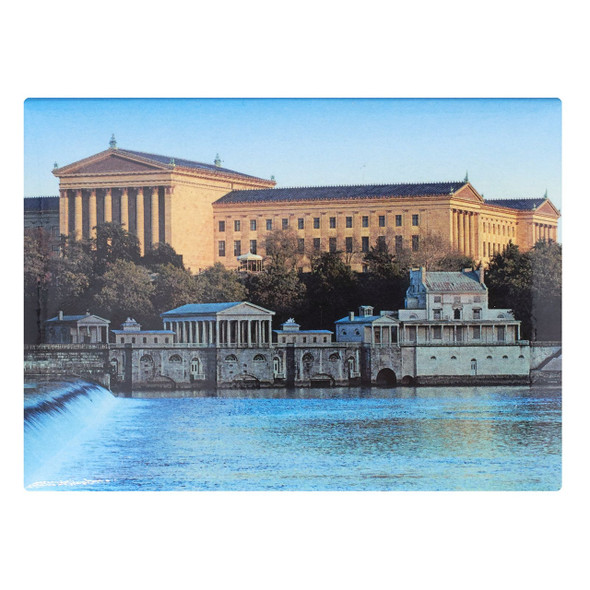 Philadelphia Museum Of Art Magnet