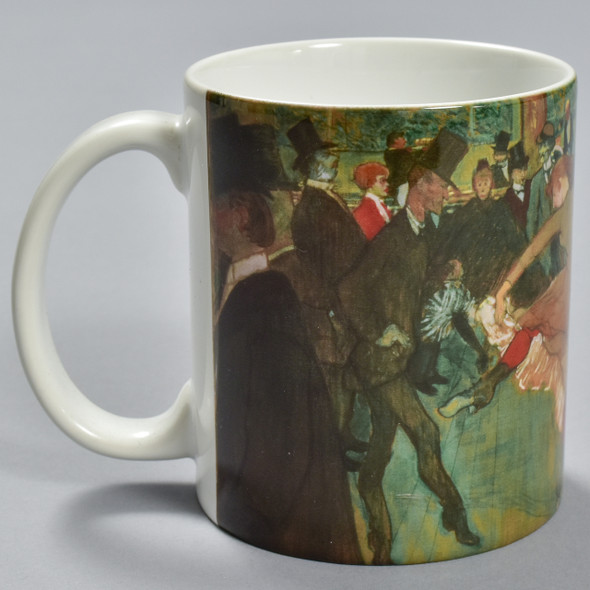 Toulouse-Lautrec: At the Moulin-Rouge: The Dance Mug