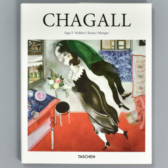 Front cover of the book Chagall: Basic Art 2.0