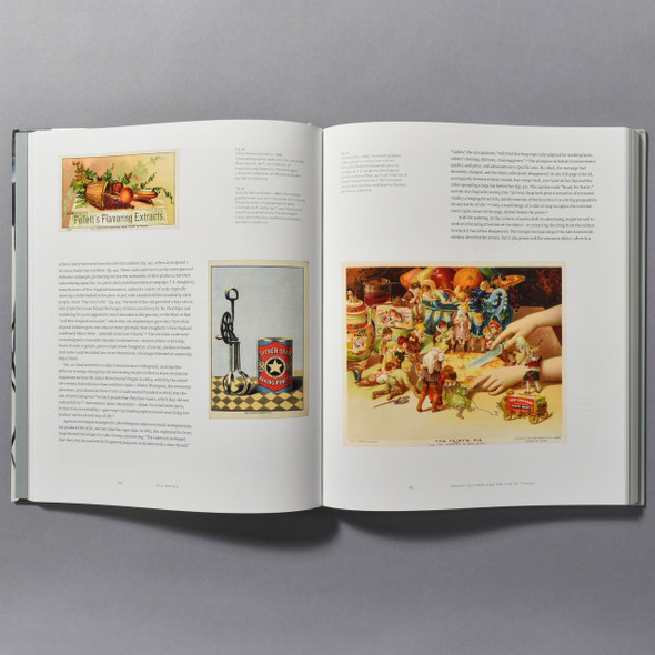 "Interior of the book ""The Art Of American Still Life: Audubon To Warhol"""