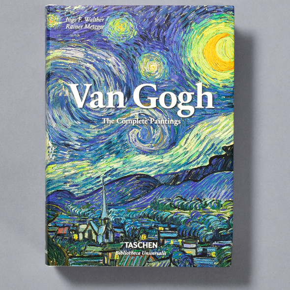 Cover of book Van Gogh: The Complete Paintings