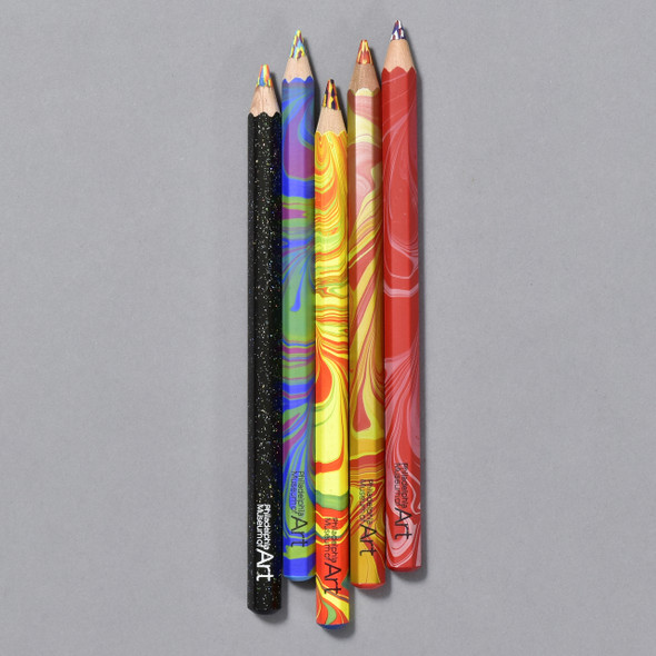 Philadelphia Museum Of Art Magic Pencils