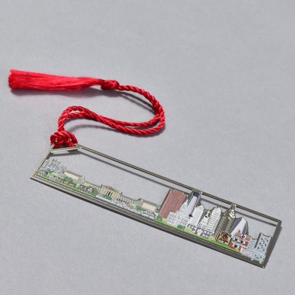 Philadelphia Skyline Bookmark