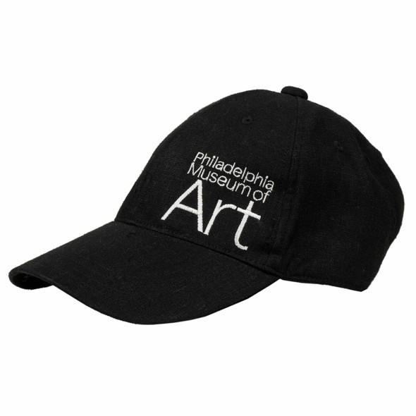 Philadelphia Museum Of Art Baseball Cap, front.