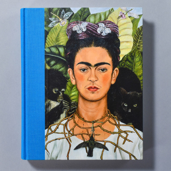 "Cover of the book ""Frida Kahlo"""