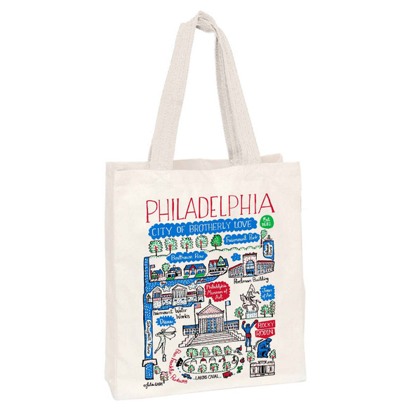 Parkway Canvas Tote