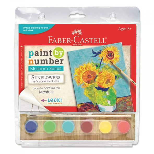 Paint By Number Museum Series: Sunflowers by Vincent Van Gogh