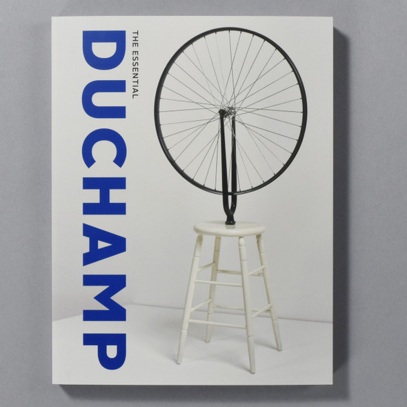 "Cover of the book ""The Essential Duchamp"""