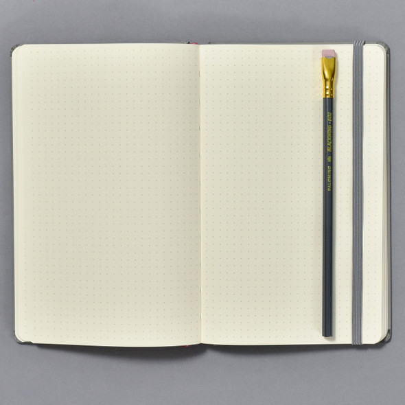 Blackwing 602 Slate Notebook open