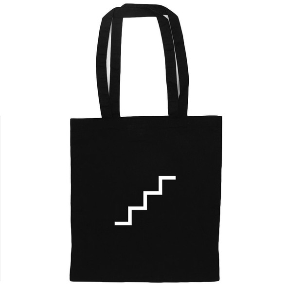 Philadelphia's Champion Black Tote, back
