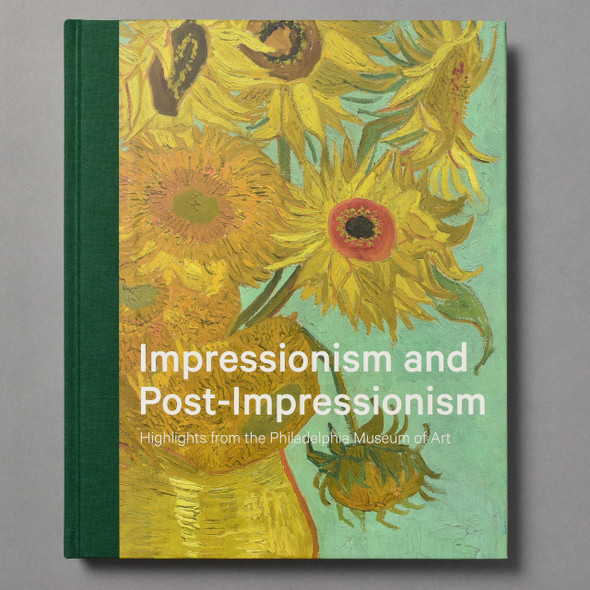 "Front of ""Impressionism And Post-Impressionism: Highlights From The Philadelphia Museum Of Art"""