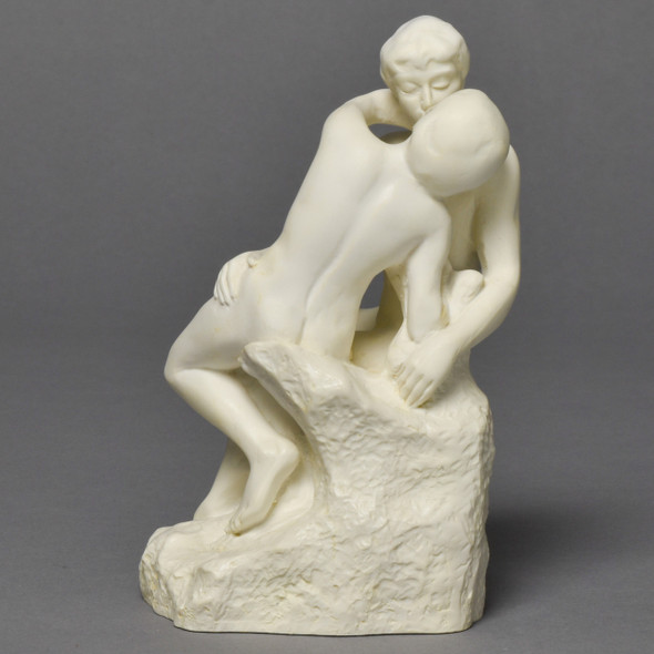"Rodin's The Kiss 5.5"" Reproduction, side 1"