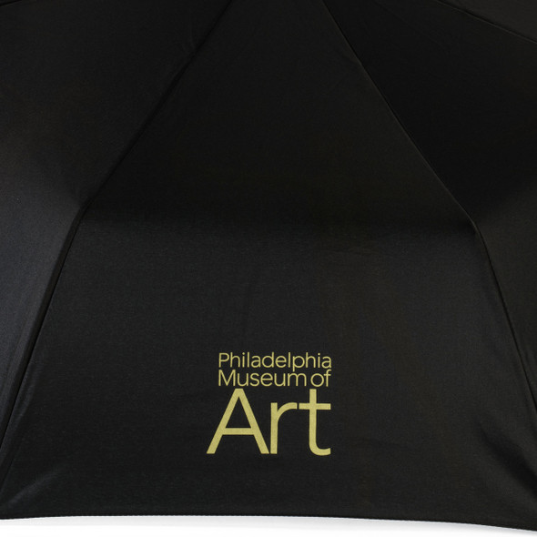 Diana Umbrella, open, top
