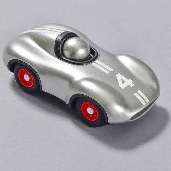 Playforever Speedy Le Mans Mini Car, silver