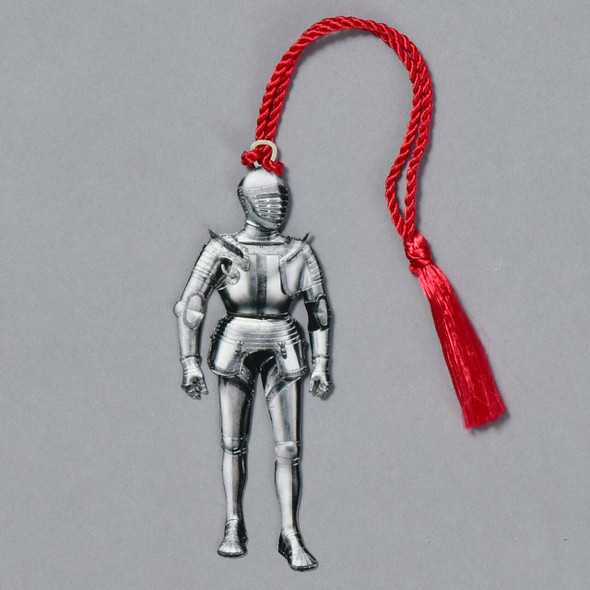 Armor For Use On Horseback In The Field Bookmark