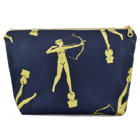 Diana Pouch in Navy