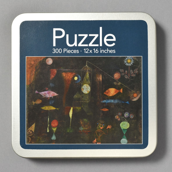 Front of Klee Fish Magic Puzzle