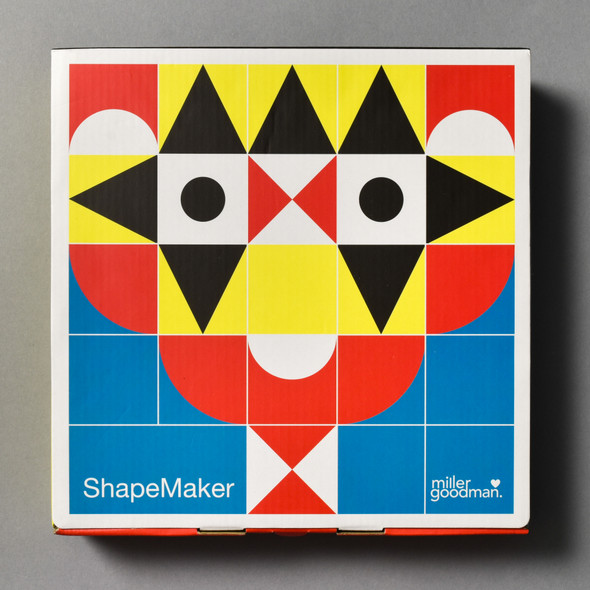 Front of package ShapeMaker Original Blocks