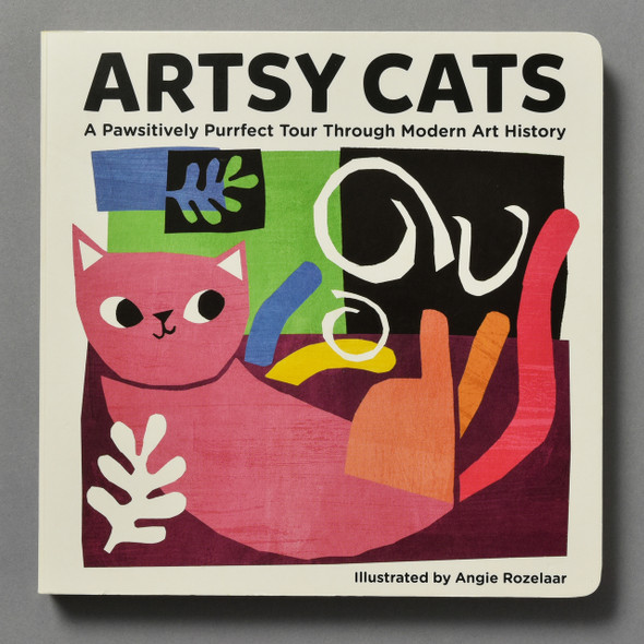 Front of Artsy Cats
