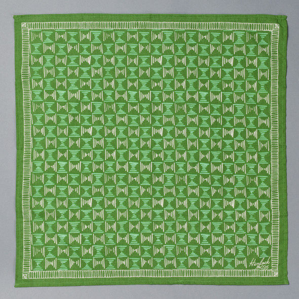Green Hattie Bandana
