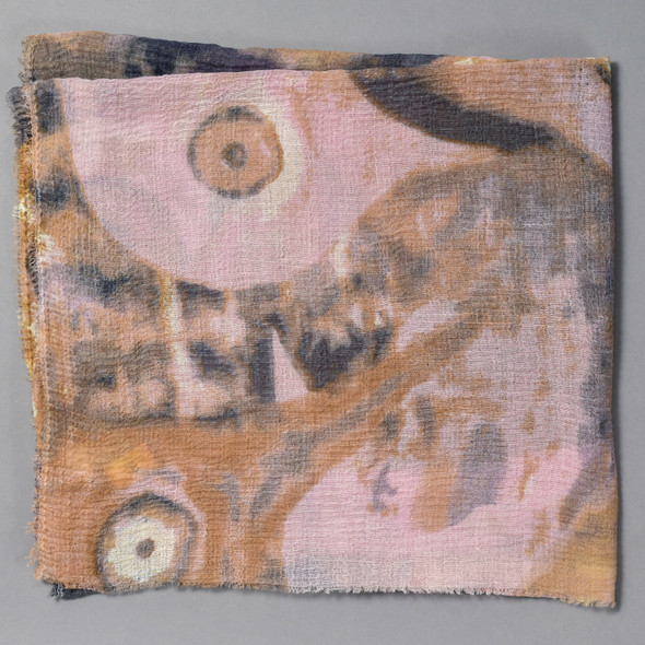Orchid Eye Of The Storm Gauze Scarf