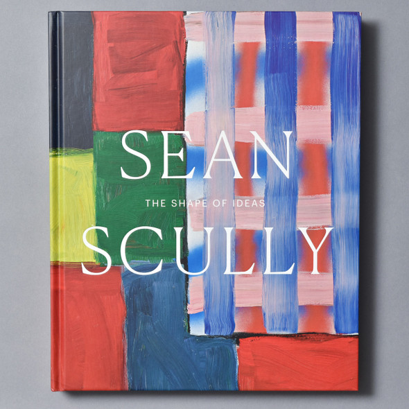 Cover of Sean Scully: The Shape of Ideas
