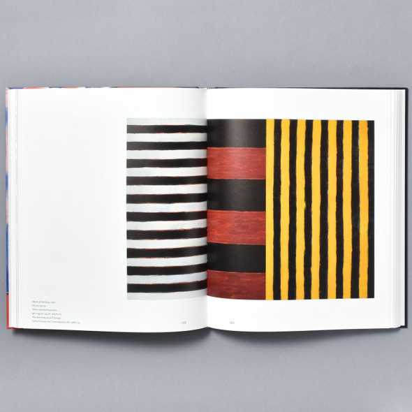 Interior of Sean Scully: The Shape of Ideas
