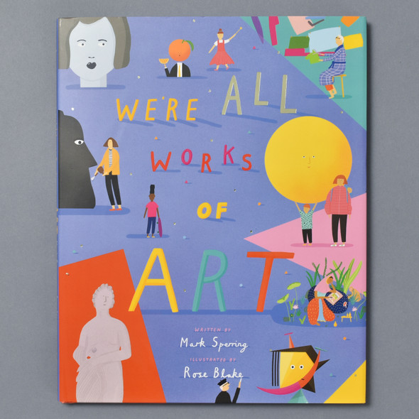 Front of We're All Works of Art