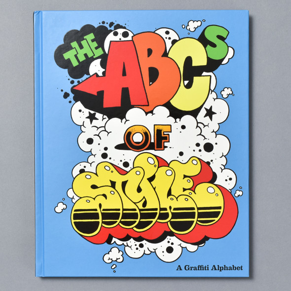 Front cover of ABCs of Style: A Graffiti Alphabet