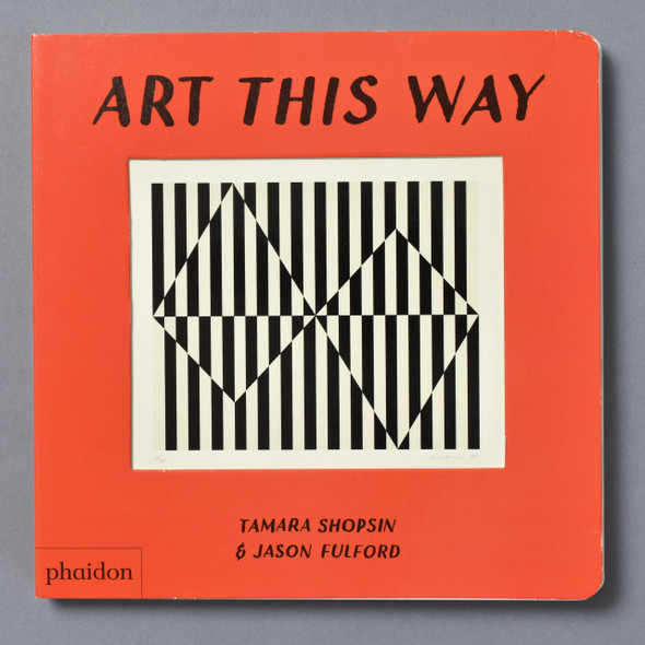 Cover of Art This Way