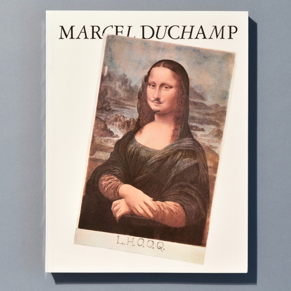 Front cover of book Marcel Duchamp