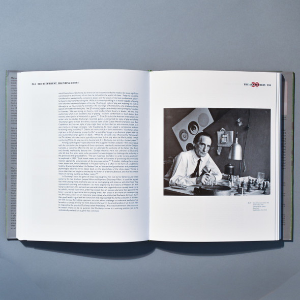 Interior of The Recurrent, Haunting Ghost: Essays on the Art, Life and Legacy of Marcel Duchamp