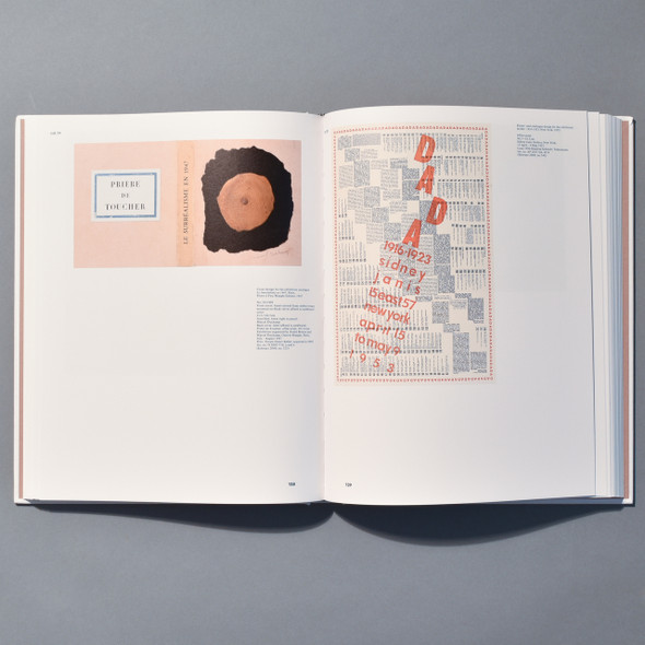 Interior of book Marcel Duchamp: 100 Questions. 100 Answers.