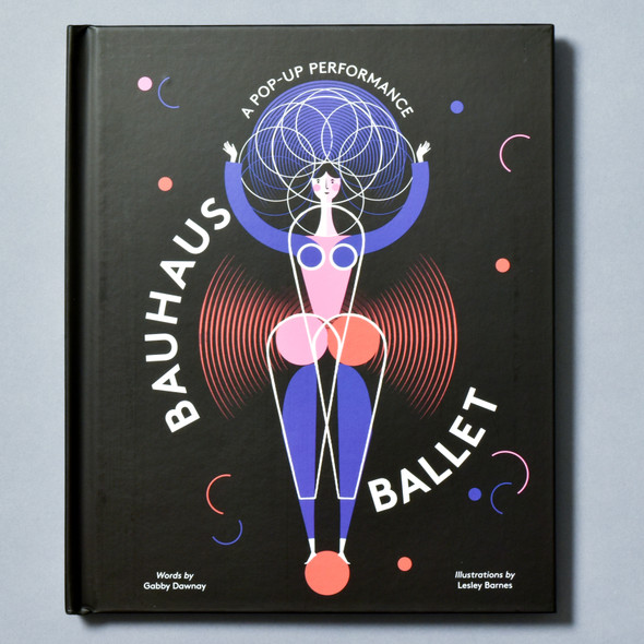 Front of book Bauhaus Ballet