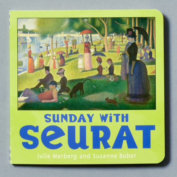 Cover of book Sunday With Seurat