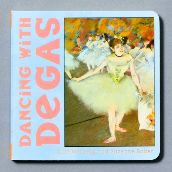 Cover of book Dancing With Degas