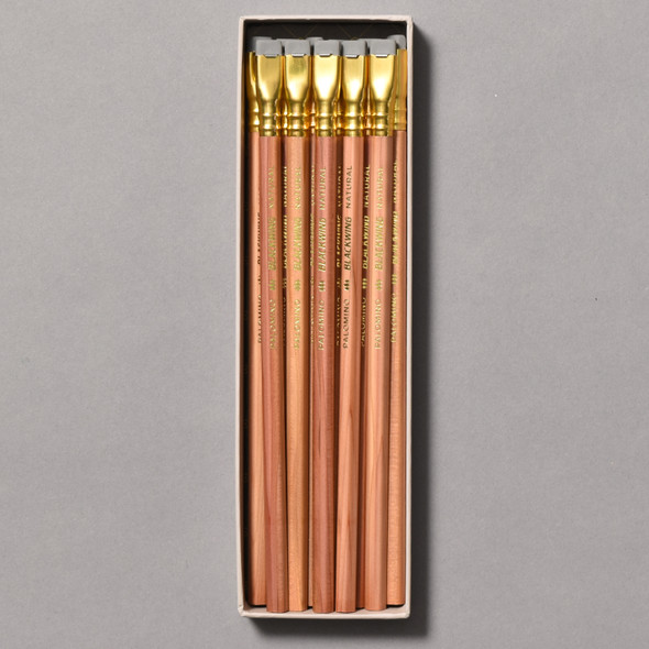 Blackwing Extra-Firm Graphite Pencils Natural