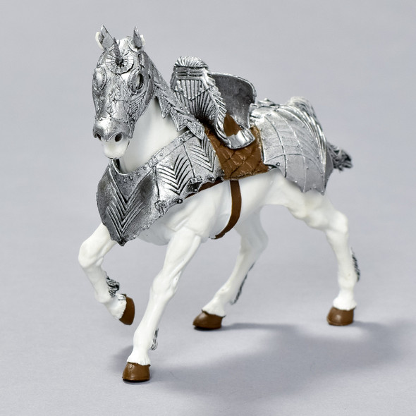 Horse in Armor figurine