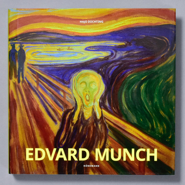 Cover of Edvard Munch Koenemann