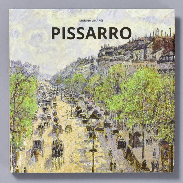 Cover of Pissarro Koenemann