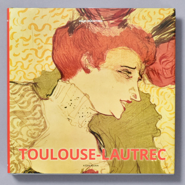 Cover of Toulouse-Lautrec Koenemann