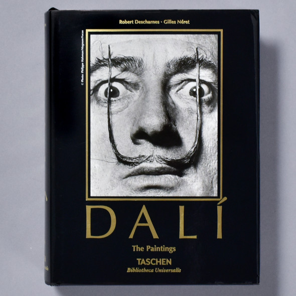 Cover of book Dalí: The Paintings