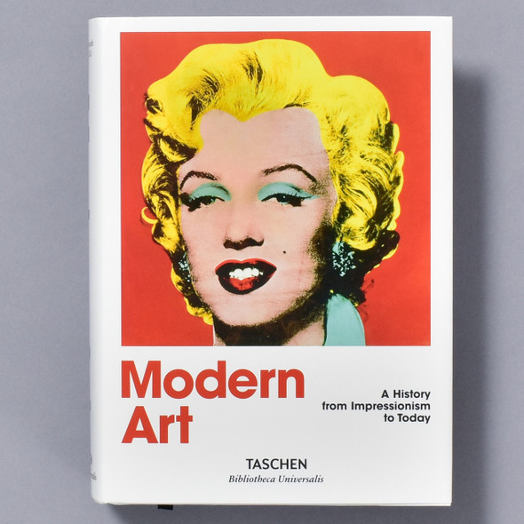 Cover of book Modern Art