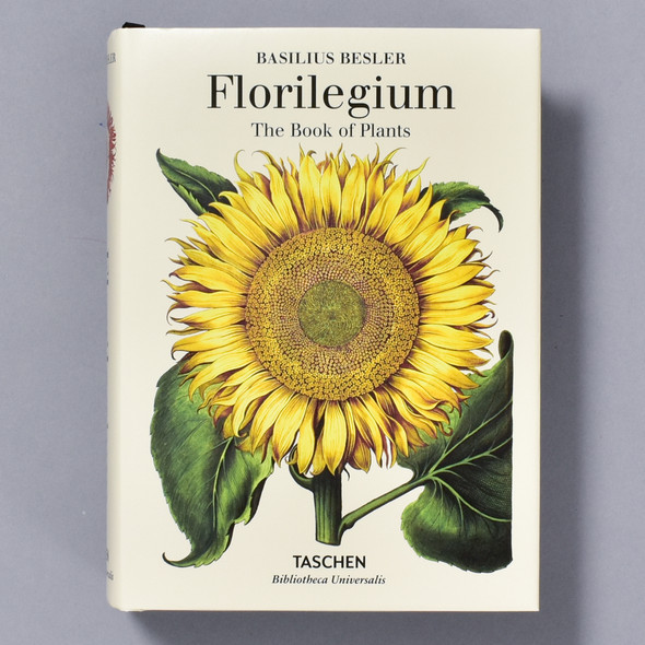 Cover of book Florilegium: The Book of Plants
