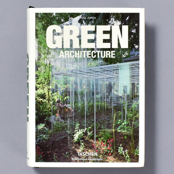 Cover of book Green Architecture