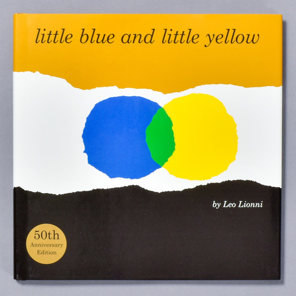 Cover of book Little Blue and Little Yellow