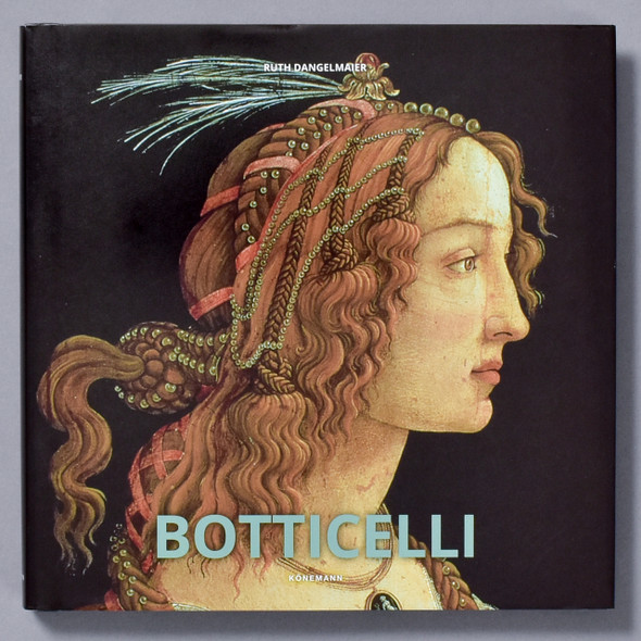 Cover of book Botticelli