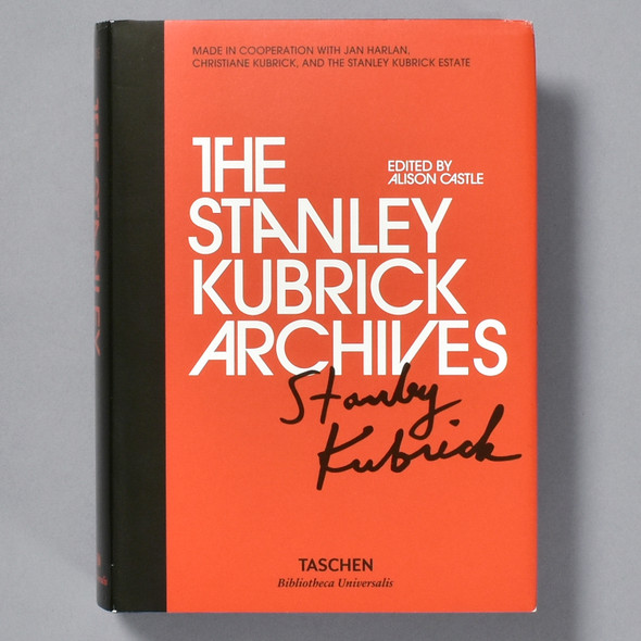 Cover of book The Stanley Kubrick Archives